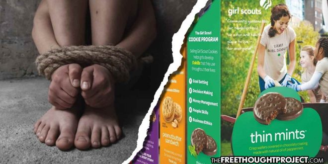 Shocking Report Links Girl Scout Cookies to Child Sex Trafficking and Slave Labor