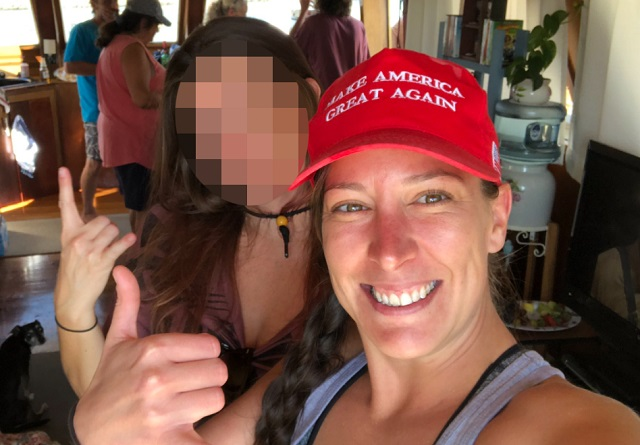 Her Name Is Ashli Babbitt: Unarmed Protester 'Shot Dead by Capitol Police' Identified As 14-Yr Veteran Who Served 4 Tours With Air Force
