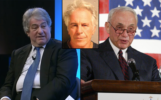 Revealed: Jeffrey Epstein Received At Least $200 Million From Billionaires Les Wexner And Leon Black