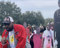 "But Black Lives Matter: Courtesy of Record Numbers of Black on Black Shootings, Black Citizens of Tampa Bay March with Police Hoping to End ""No-Snitch Culture"""