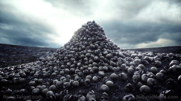 Situation Update – The Biden / globalist agenda to DELETE humanity through global extermination