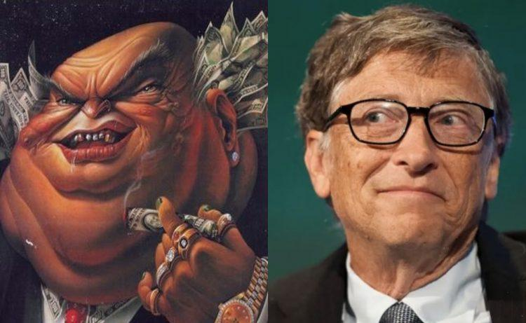 The Real Bill Gates & His Ruthless, Money Hungry Pursuit Of Vaccines (Video)