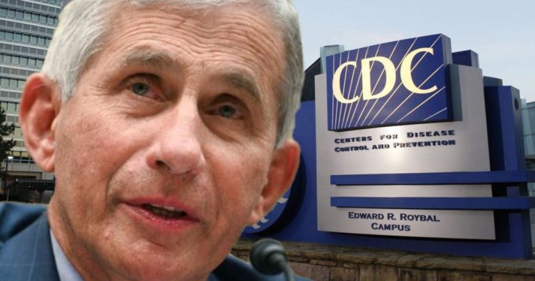 Fauci & CDC Can't Keep Their Story Straight