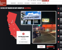 Baptist Church Targeted As 'Hate Group' by SPLC Bombed in Los Angeles County