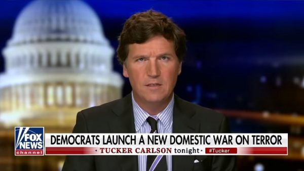 Tucker: Democratic Party 'Planning A War On Half Of America'