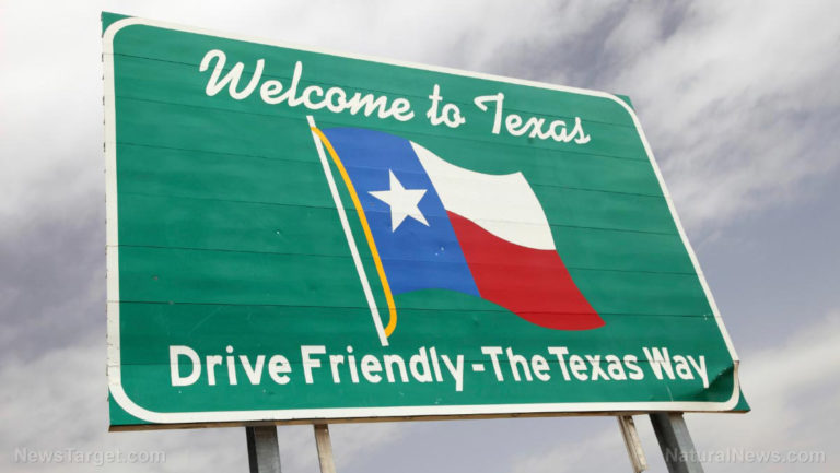 """TEXIT"" begins! State lawmaker files legislation to allow residents to decide if they want to leave the U.S. as Biden's Marxists take over"