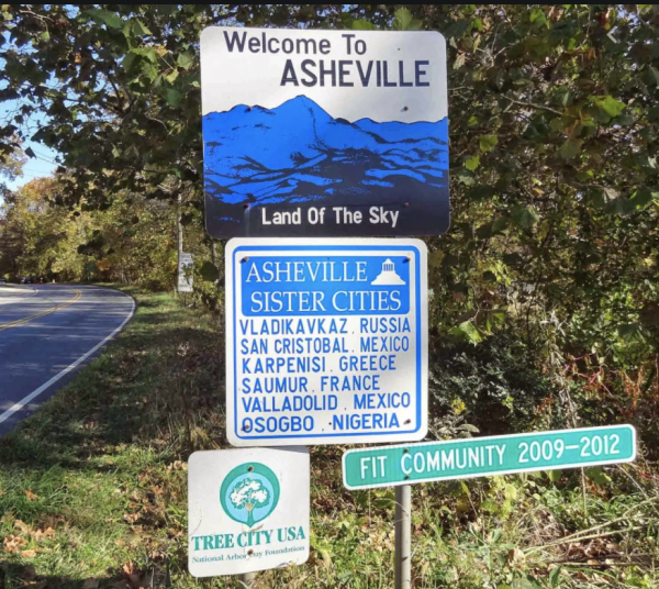 """Even in Nearly 80% White Asheville, North Carolina, Gun Violence Is a """"Black-Person Thing""""."""
