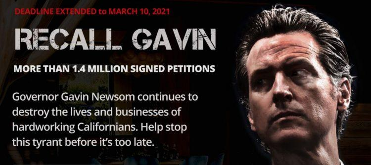 The People Of California Are Standing Up & Gavin Newsom Is About To Be Shown The Door!