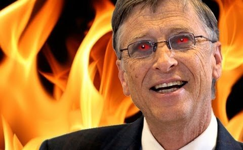"BILL GATES: WE NEED ""PANDEMIC FIRE SQUADS"" TO CONTROL YOU IN THE POST COVID-19 WORLD"