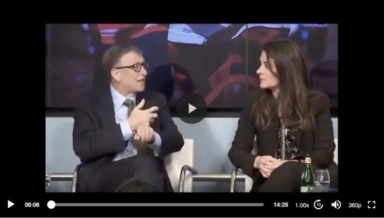 The Video That Bill Gates Did Not Want You To See Has Resurfaced!