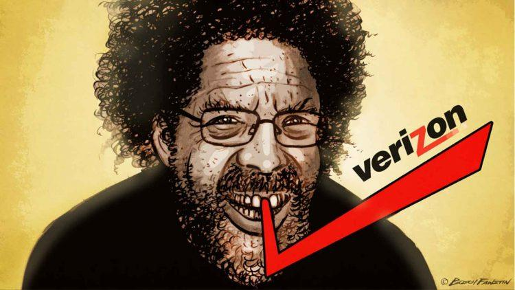 Verizon Cut Off Donations To Republicans, Partnered With Marxist Thought Author
