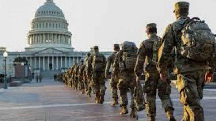 Washington DC Falls Under Permanent Military Occupation