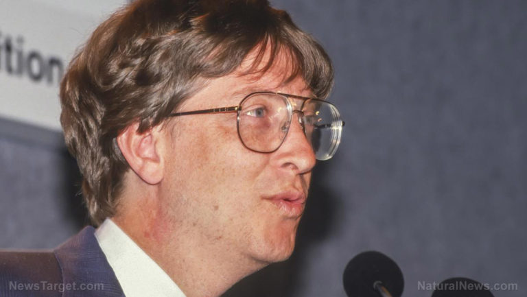 Bill Gates is colluding with the Chinese Communist Party to spread anti-American propaganda