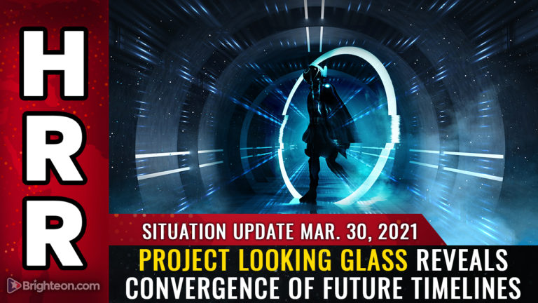 Situation Update – Project Looking Glass reveals future timelines converging into mass AWAKENING and the defeat of evil