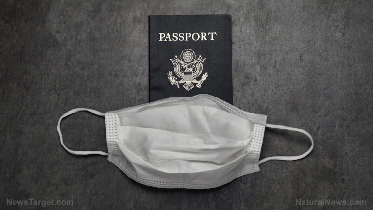 Vaccine passports to become MANDATORY in USA as prelude to mass extermination event