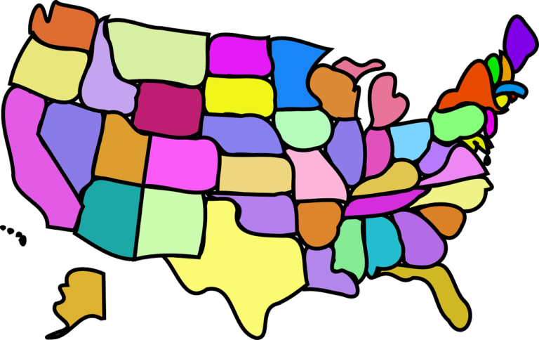 The 10 Best U.S. States And The 10 Worst U.S. States For 2021…