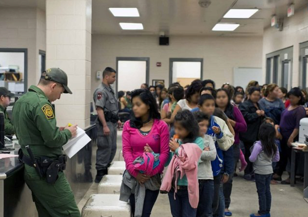 """Biden regime depositing illegal aliens in red states so they will become """"blue"""" states when amnesty comes"""