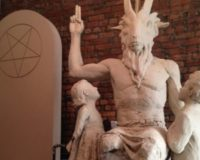 "Satanic temple in Texas files lawsuit demanding ""religious right"" to sacrifice babies through abortion"