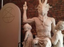 """Satanic temple in Texas files lawsuit demanding """"religious right"""" to sacrifice babies through abortion"""
