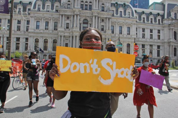 Black Male Filming Anti-Violence Gun Video for Netflix in Philadelphia Shot and Killed