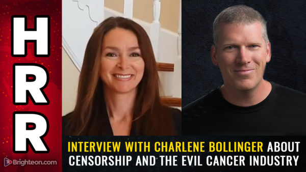 The heavily banned Truth About Cancer docu-series starts TODAY: See this powerful new interview with Charlene Bollinger