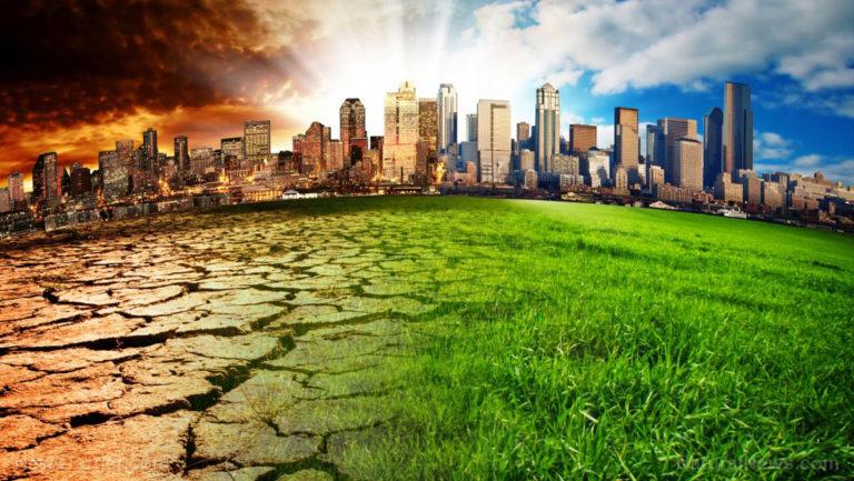 Following psycho-terrorism playbook, mainstream media pivots back from coronavirus fearmongering to climate hysteria