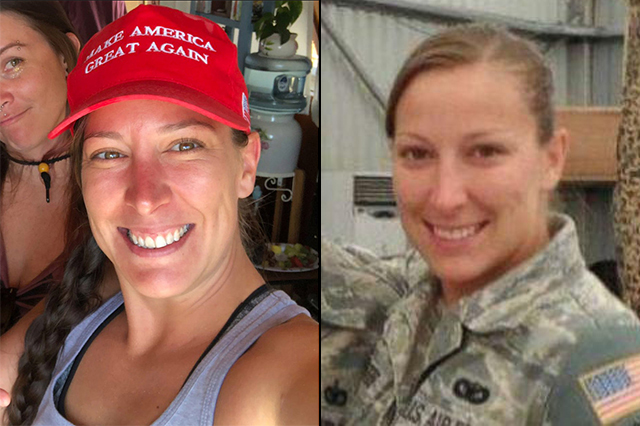 DOJ Says No Charges For Capitol Police Officer Filmed Executing Unarmed Air Force Vet Ashli Babbitt