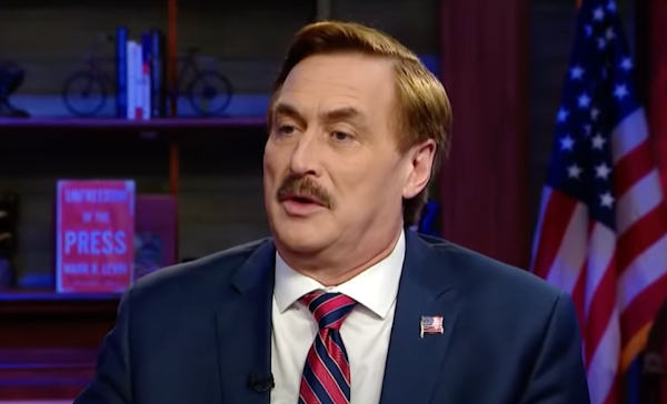 MyPillow CEO Mike Lindell countersues Dominion Voting Systems for $1.6 billion