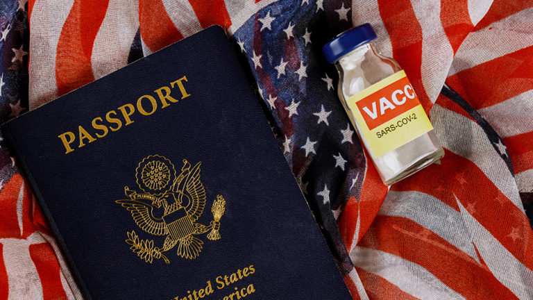 Florida Gov. DeSantis bans agencies and businesses from requiring vaccine passports