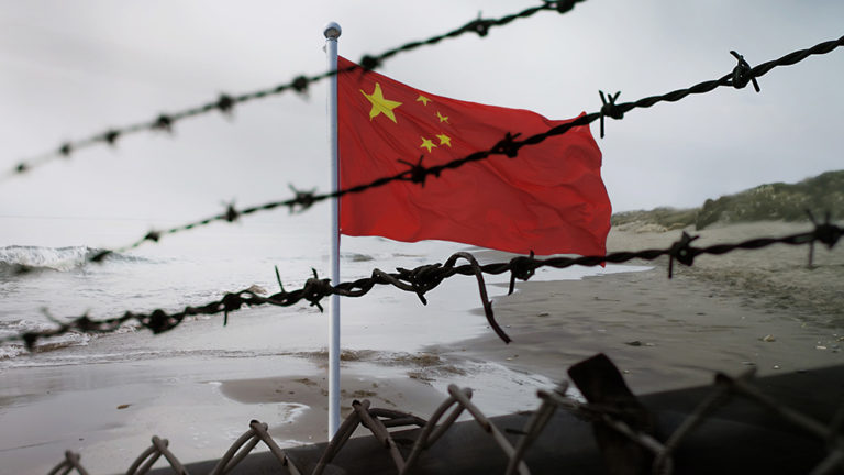 """Staged attacks on """"Asians"""" in America sets the stage for ZERO criticism of the Chinese Communists for their takeover of America"""