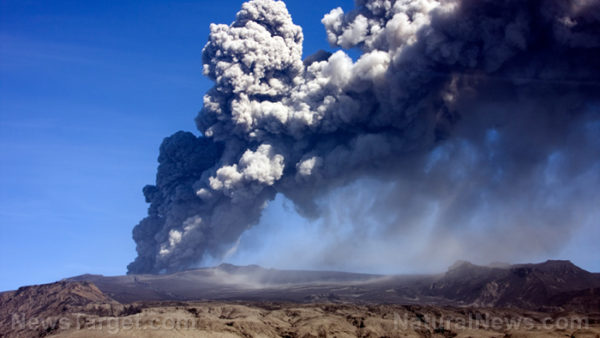 Yellowstone Supervolcano hit by 43 earthquakes in April, sparking fears of impending eruption