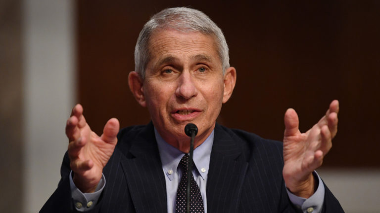 Fauci failed to warn Trump White House about gain of function research ban being lifted