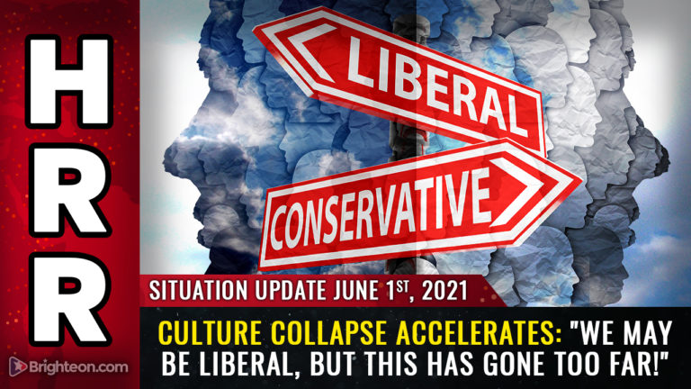 The cultural collapse of America accelerates as Democrat-run cities are plunged into crime, corruption and FILTH Tuesday, June 01, 2021 by: Mike Adams