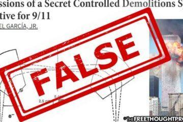 News Outlet Publishes Lie To Discredit Those Who Question Official 9/11 Story – It Almost Worked