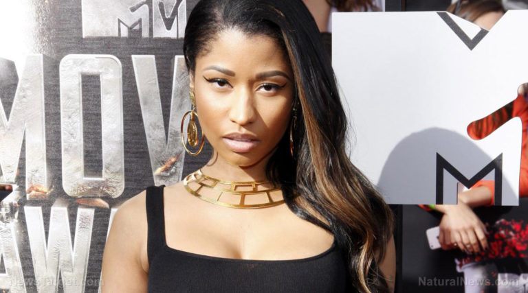 Nicki Minaj: 'Open your f**king eyes' to COVID censorship, Twitter ban is 'making me think' that 'there's something bigger' going on