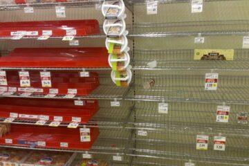 Shortages: Before They Were An Inconvenience – Now They're Really Beginning To Sting
