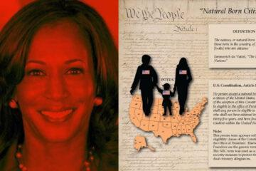It's Time To Address Natural Born Citizen Status… Again – This Time For Kamala Harris