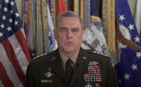 Joint Chiefs Chair Mark Milley is a traitor: General undermined Trump in secret maneuvers following deep state's Jan. 6 Capitol set-up
