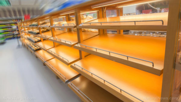 Supply chain issues plaguing U.K., food shortages worsening