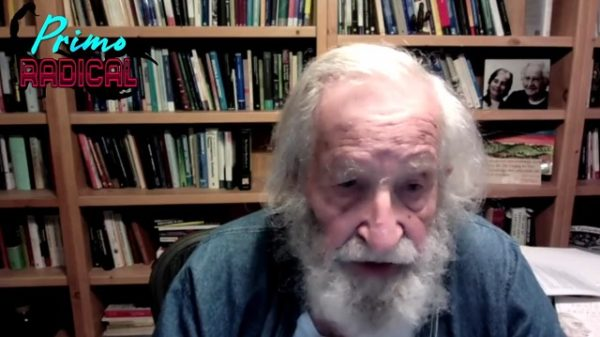 Noam Chomsky Endorses Holodomor 2.0 Strategy to Starve The Unvaxxed Into Submission